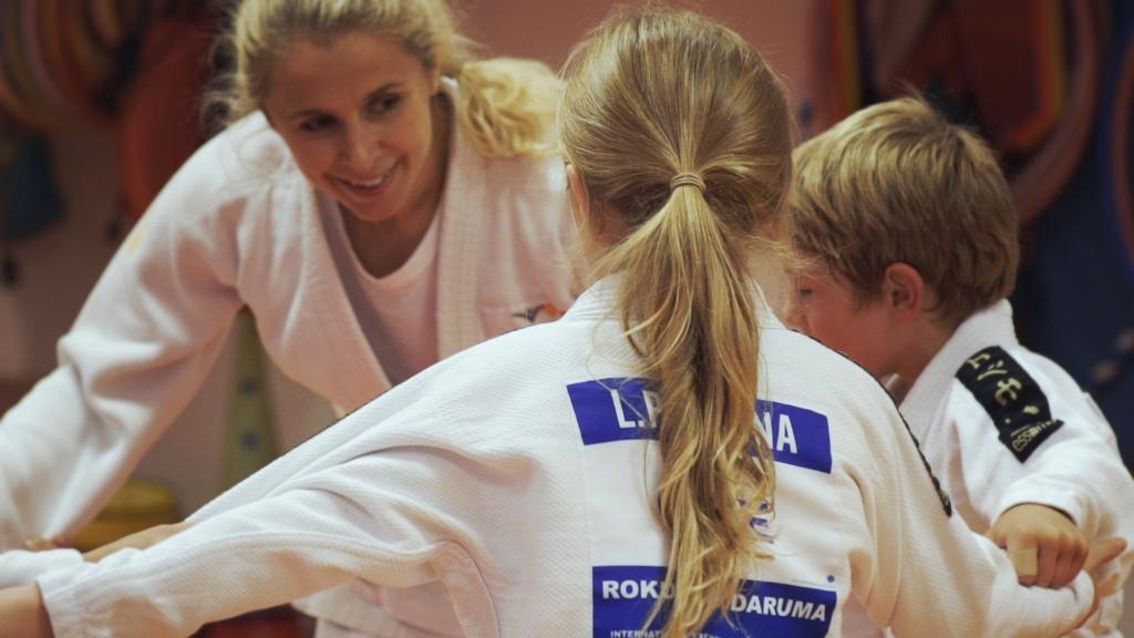 Andrea Pokorná - Akademie Šampion