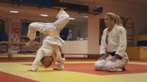 Judo gymnastika - Akademie Šampion