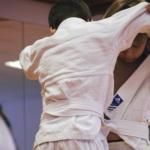 Nácvik techniky v judu - Akademie Šampion