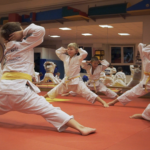Protažení v judu - Akademie Šampion